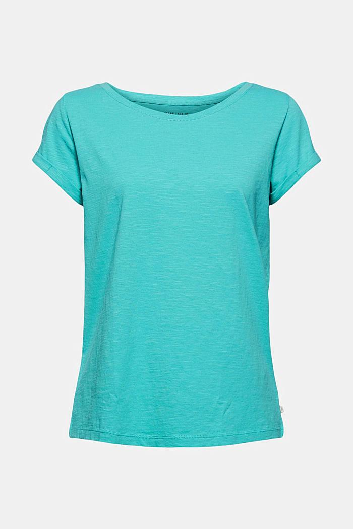 T-shirt 100 % coton biologique