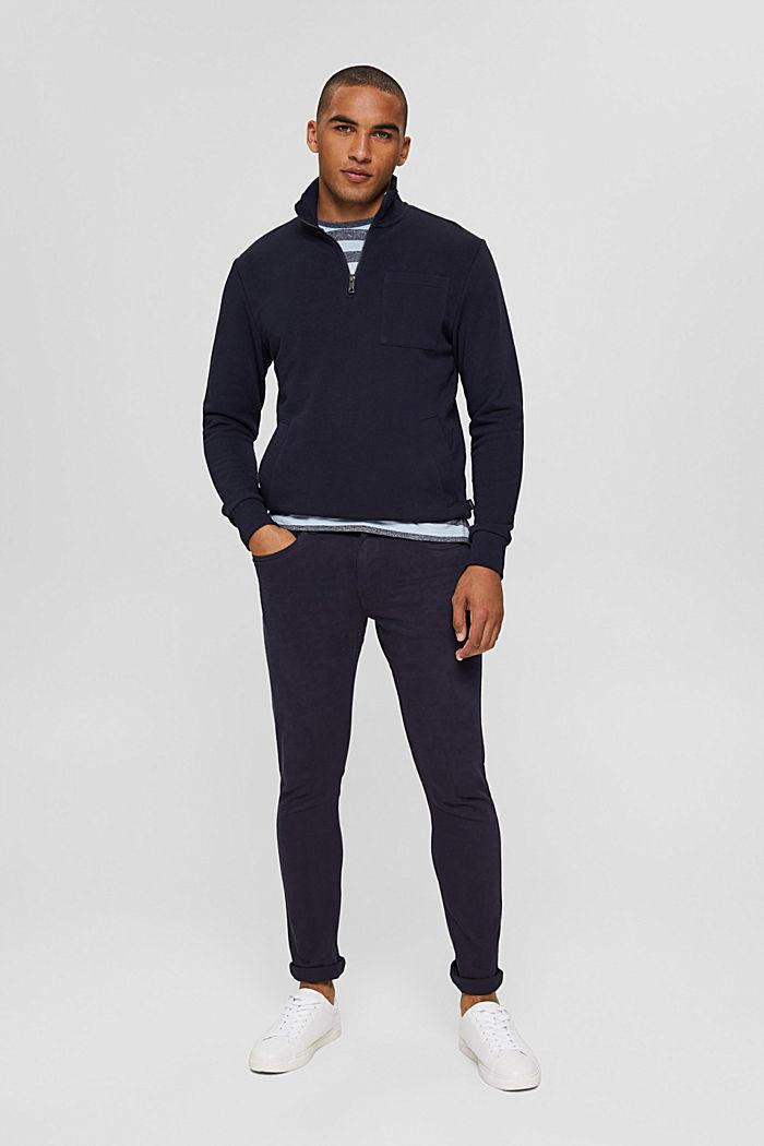 Pantalon bi-stretch confortable