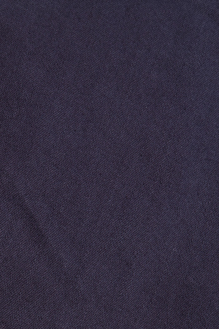 Pantalon bi-stretch confortable, DARK BLUE, detail image number 4