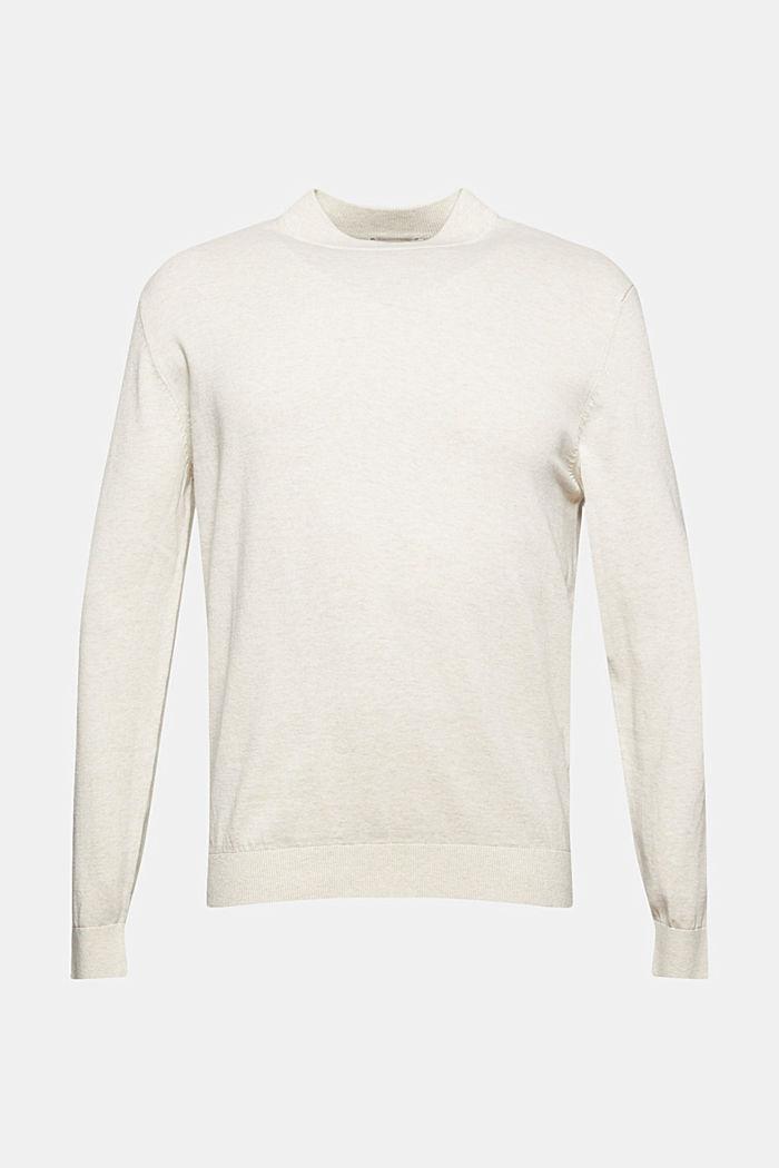 Jersey realizado en 100% algodón ecológico