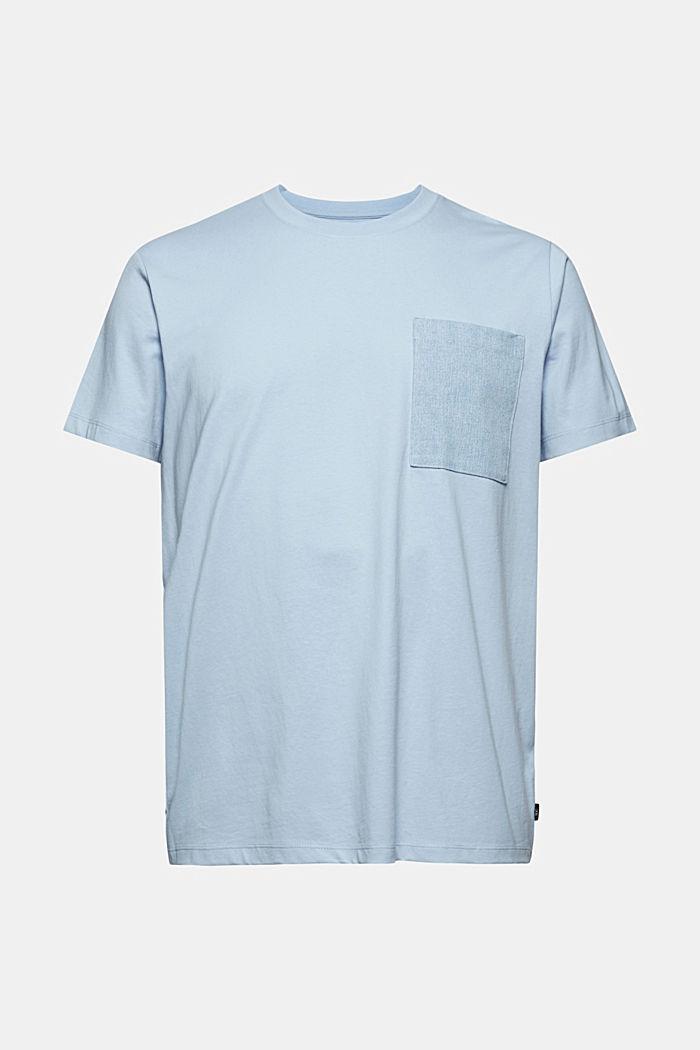 Jersey-T-Shirt aus Organic Cotton