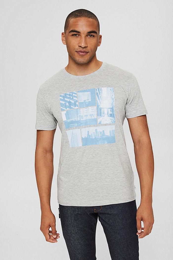 T-Shirts Regular Fit, LIGHT GREY, detail image number 0