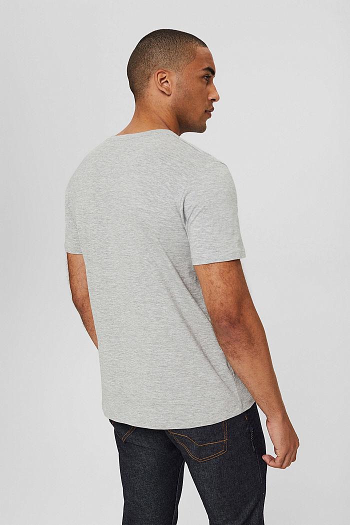 T-Shirts Regular Fit, LIGHT GREY, detail image number 3