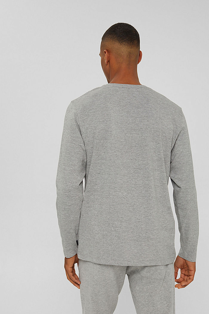 T-Shirts Relaxed Fit, MEDIUM GREY, detail image number 3