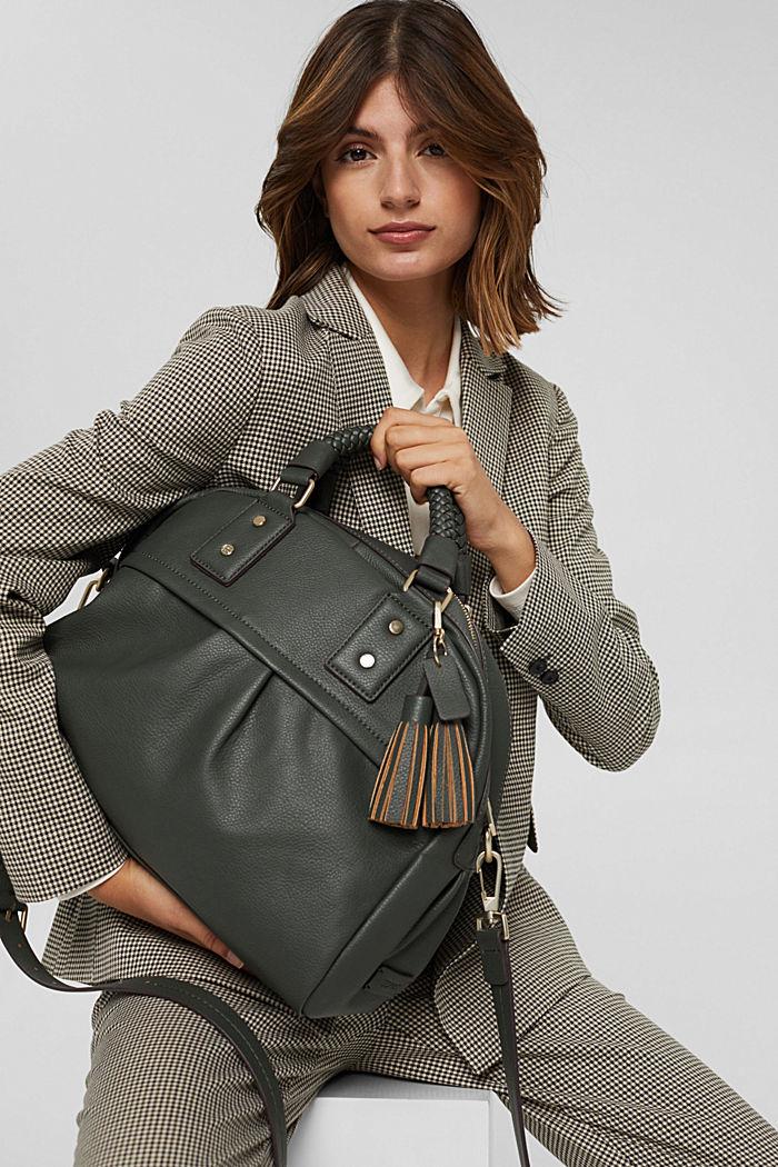 Bags, DARK KHAKI, detail image number 5