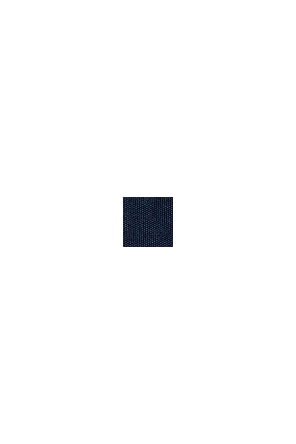 Canvas tas met geborduurd logo, NAVY, swatch