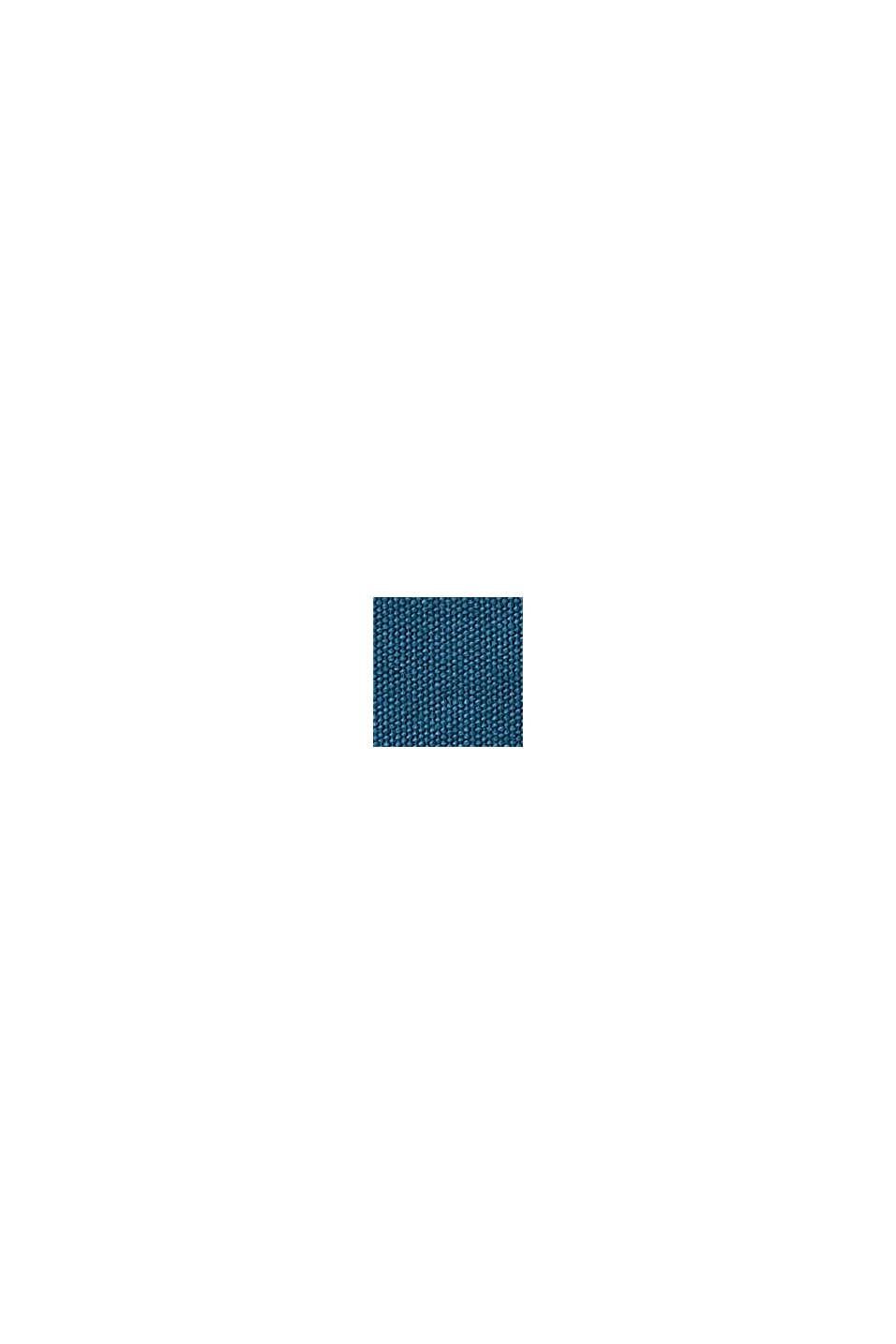 Canvas tas met geborduurd logo, BRIGHT BLUE, swatch
