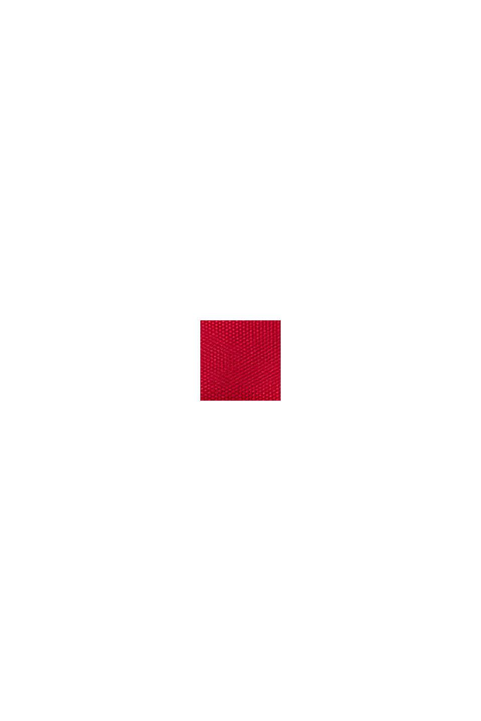 Canvas tas met geborduurd logo, RED, swatch