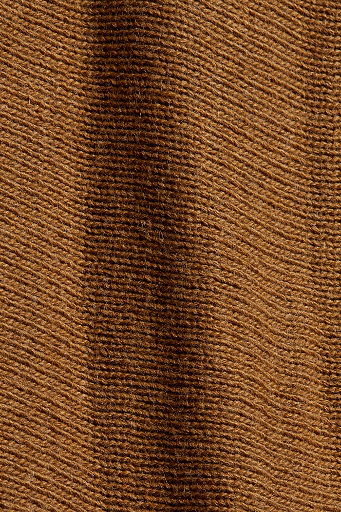 Shawls/Scarves, CARAMEL, detail image number 2