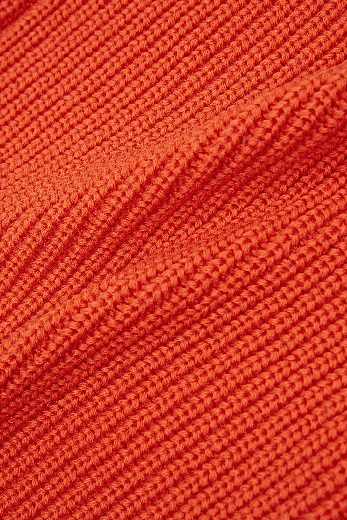Col châle à teneur en laine éco-responsable