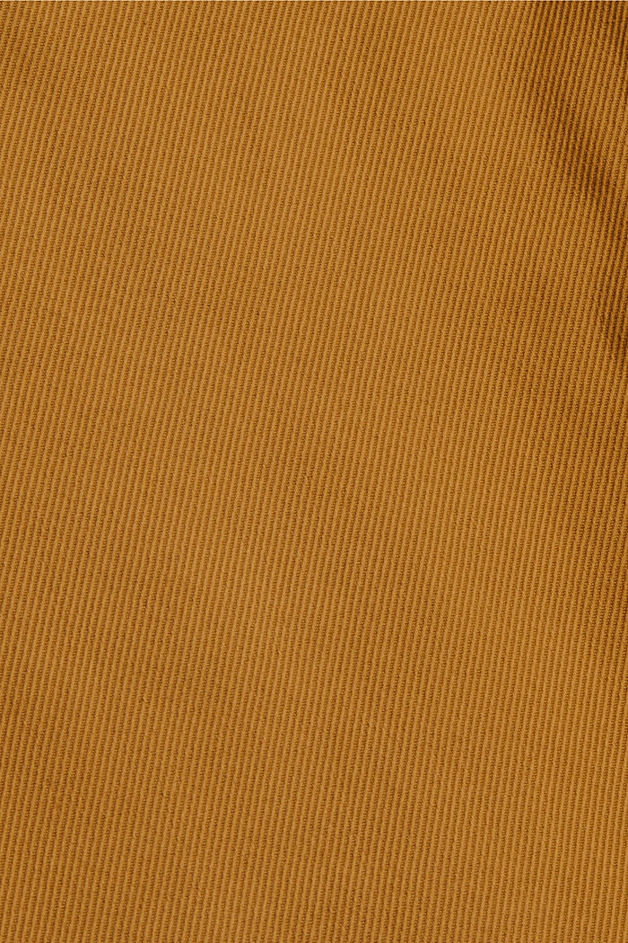 Twillhose aus TENCEL™-Bio-Baumwoll-Mix, CAMEL, detail image number 4