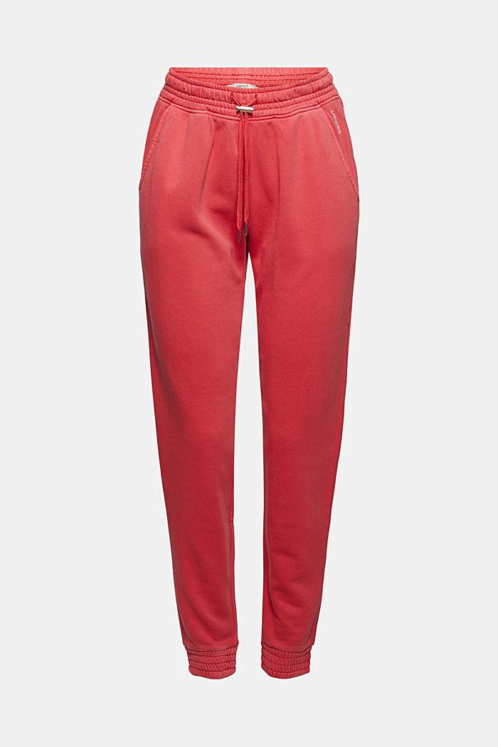 Pantalón de felpa muy suave con algodón ecológico