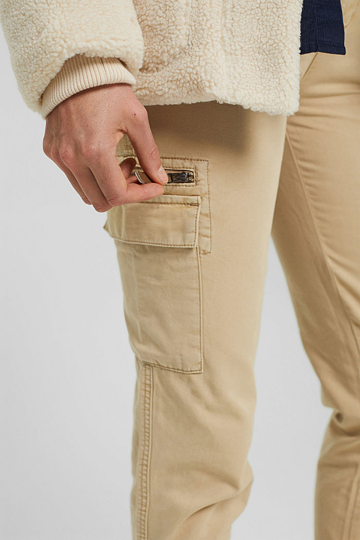 Pants woven, SAND, detail image number 2