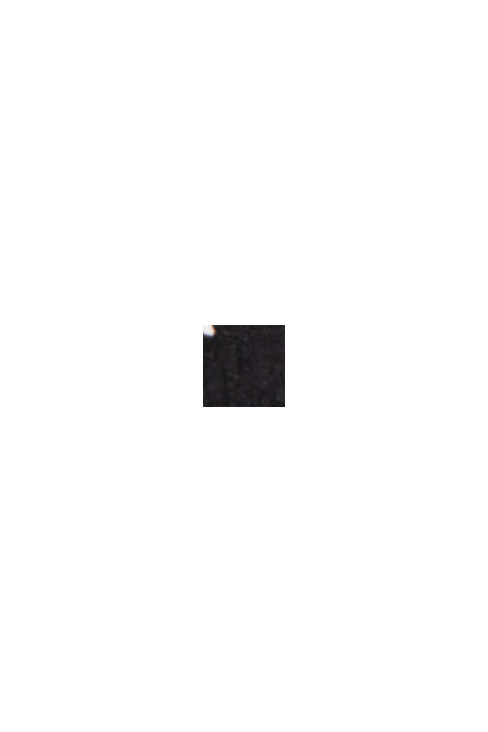 Millefleurs-Bluse aus LENZING™ ECOVERO™, BLACK, swatch