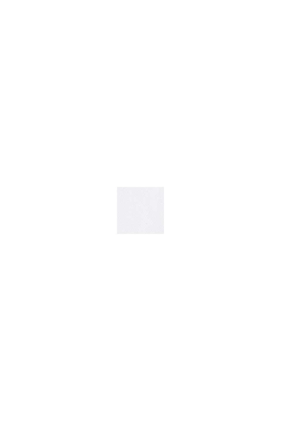 Tuniekblouse van 100% katoen, WHITE, swatch