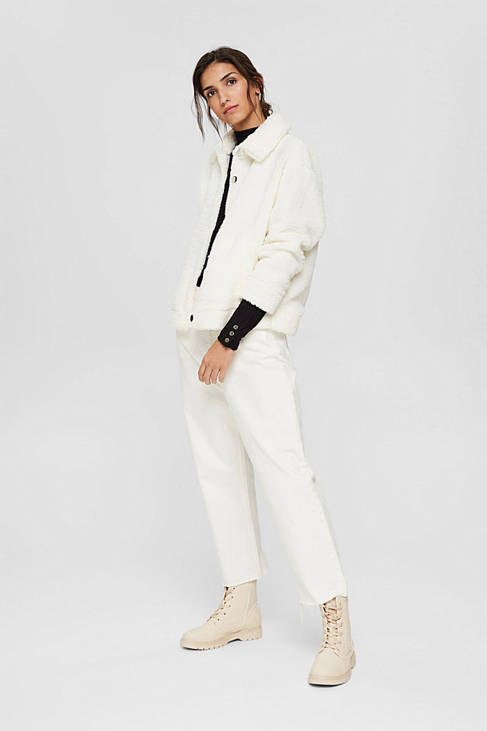 Jackets indoor knitted regular fit