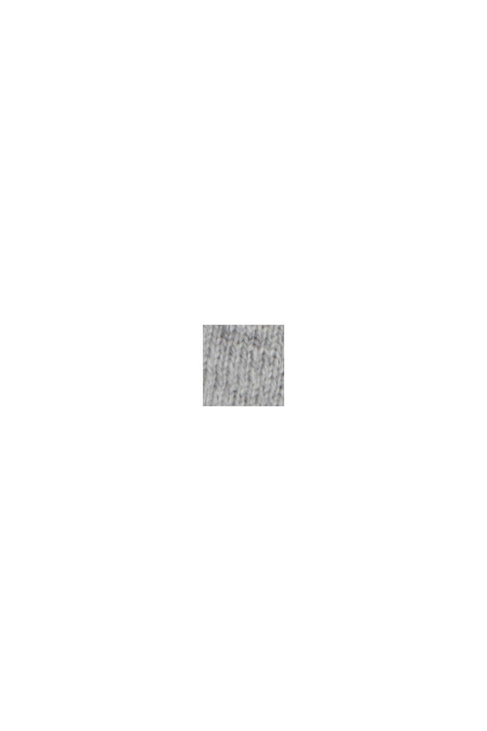 Pullover aus 100% Baumwolle, MEDIUM GREY, swatch