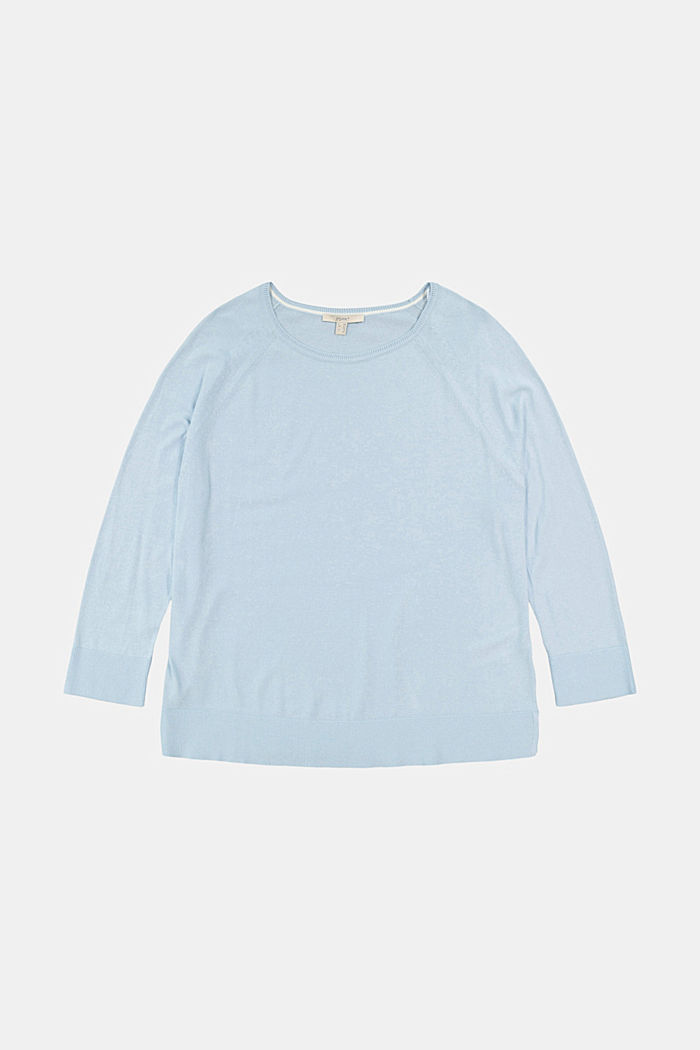 CURVY jumper made of 100% pima cotton