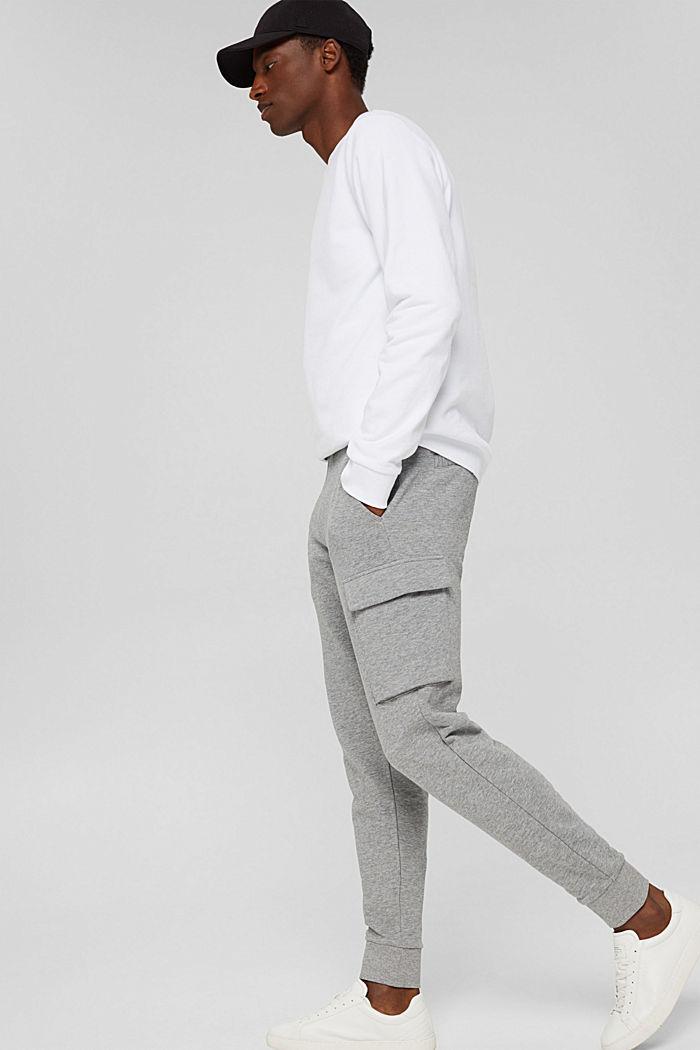 Pantaloni da jogging stile cargo
