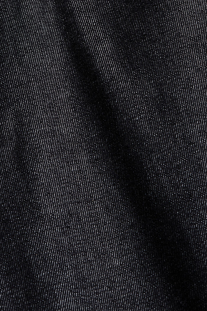 #ReimagineFlexibility: reflective jeans, BLUE RINSE, detail image number 5