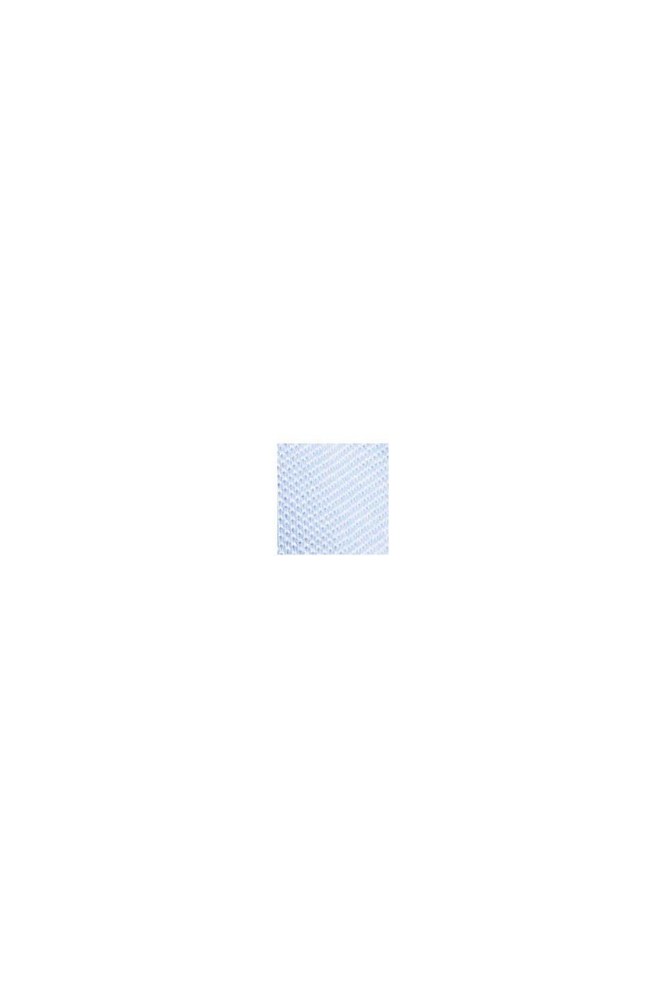 Jersey-Hemd aus 100% Baumwolle, LIGHT BLUE, swatch