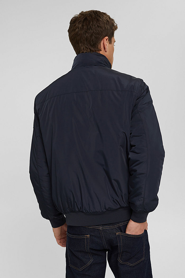 Recycelt: Bomberjacke mit 3M™ Thinsulate, NAVY, detail image number 3