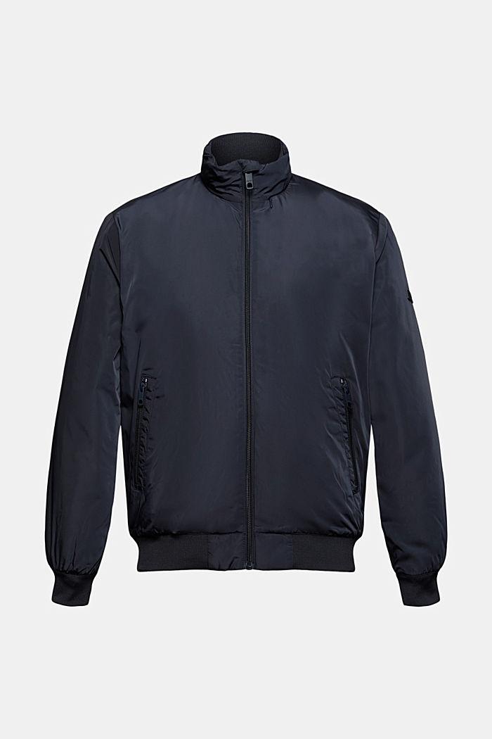 In materiale riciclato: giacca bomber con 3M™ Thinsulate