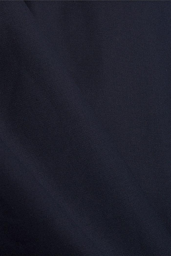 Recycelt: Mantel mit 3M™ Thinsulate, DARK BLUE, detail image number 4