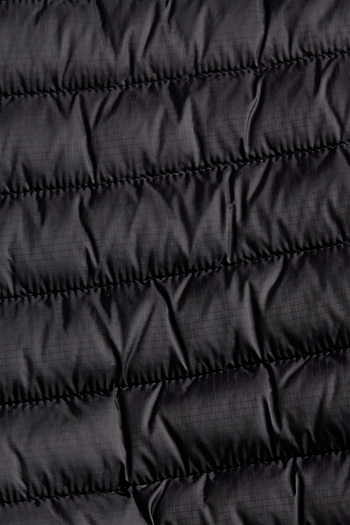 Recycelt: Steppweste mit 3M™ Thinsulate™, BLACK, detail image number 4