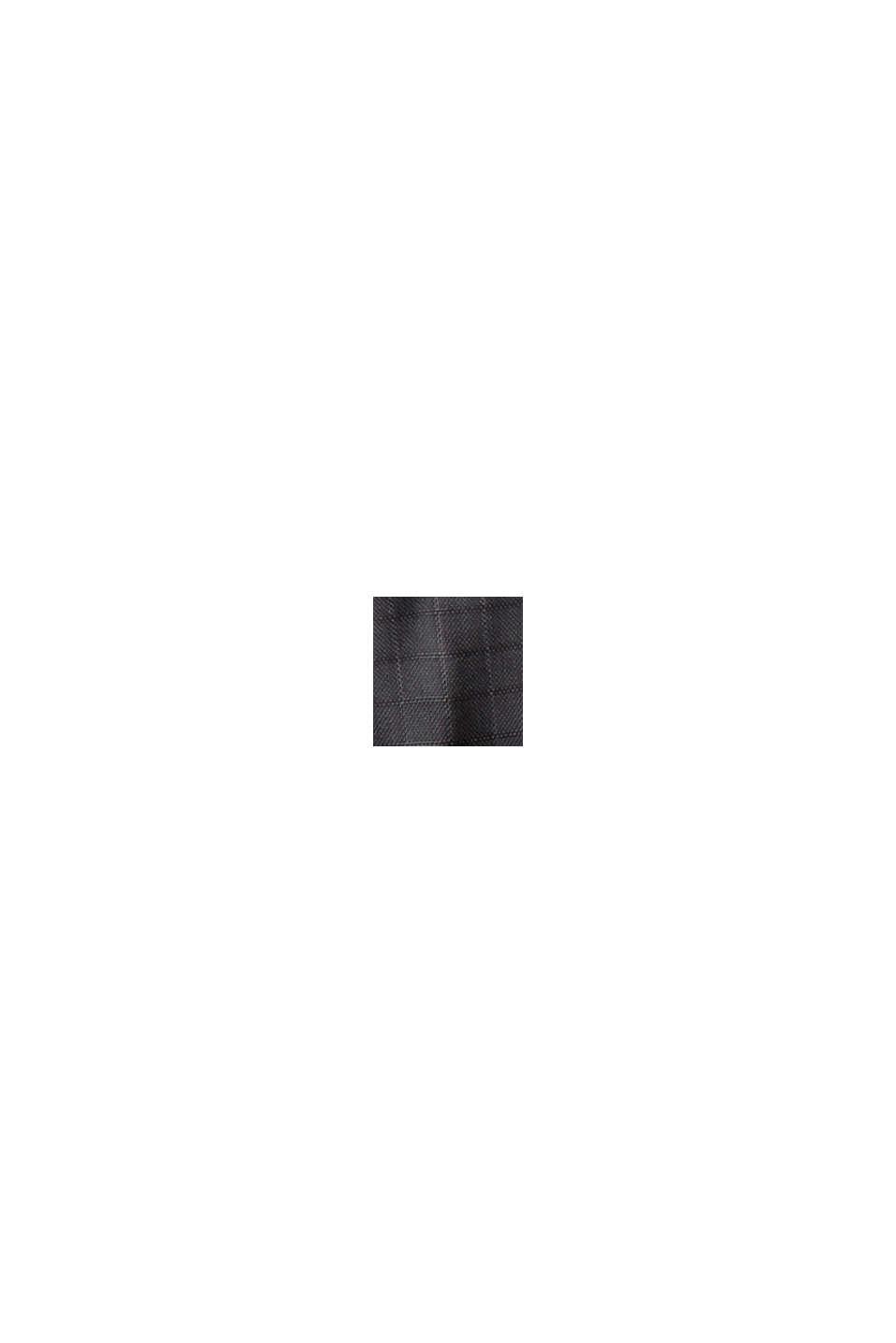 Vests outdoor woven, BLACK, swatch
