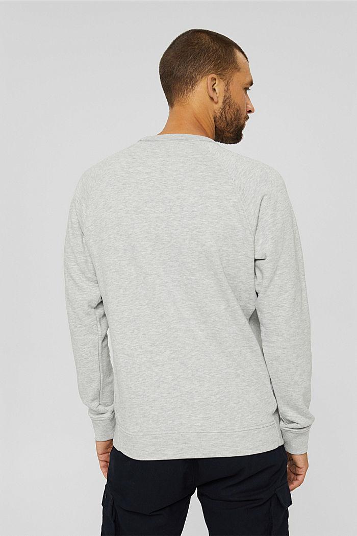 #ReimagineFlexibility: sweatshirt, LIGHT GREY, detail image number 3