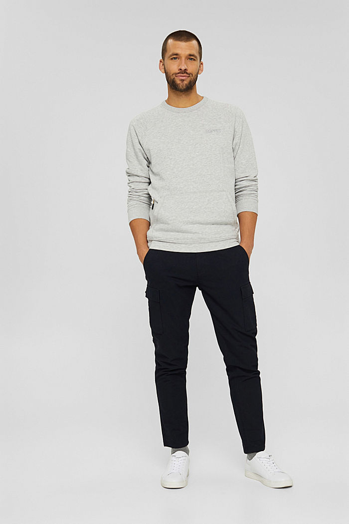 #ReimagineFlexibility: sweatshirt, LIGHT GREY, detail image number 8