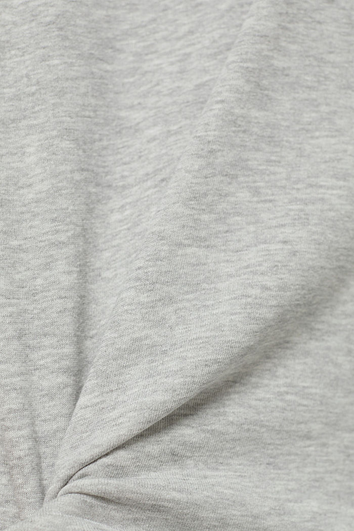 #ReimagineFlexibility: sweatshirt, LIGHT GREY, detail image number 5