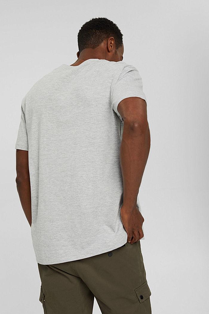 #ReimagineFlexibility: le t-shirt en jersey, LIGHT GREY, detail image number 3