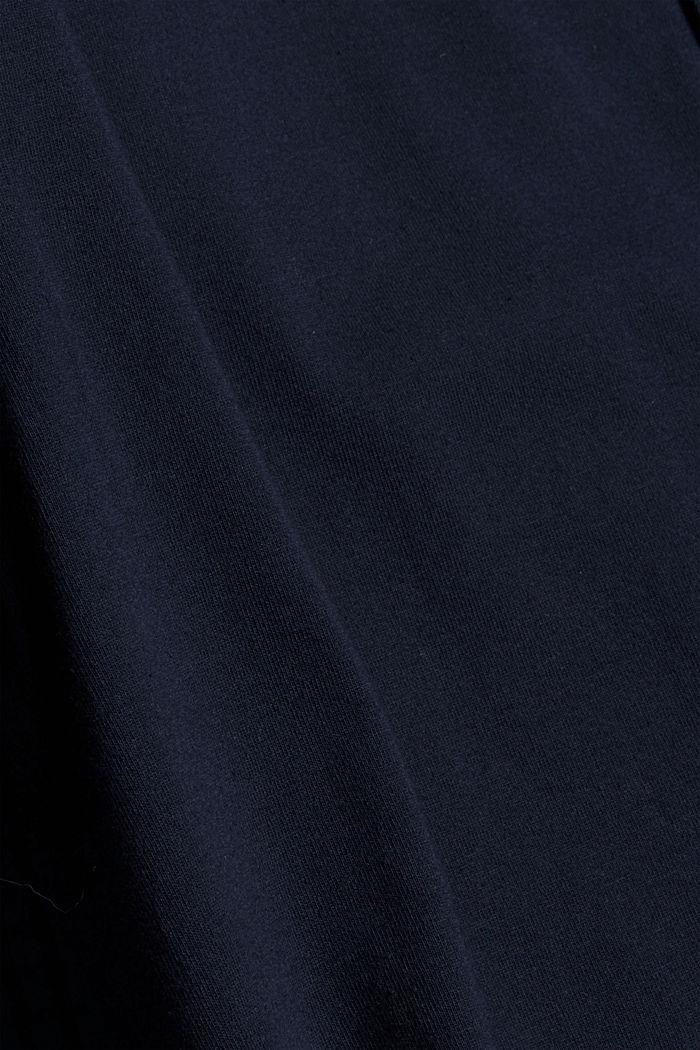 Short pyjamas made of 100% organic cotton, NAVY, detail image number 6