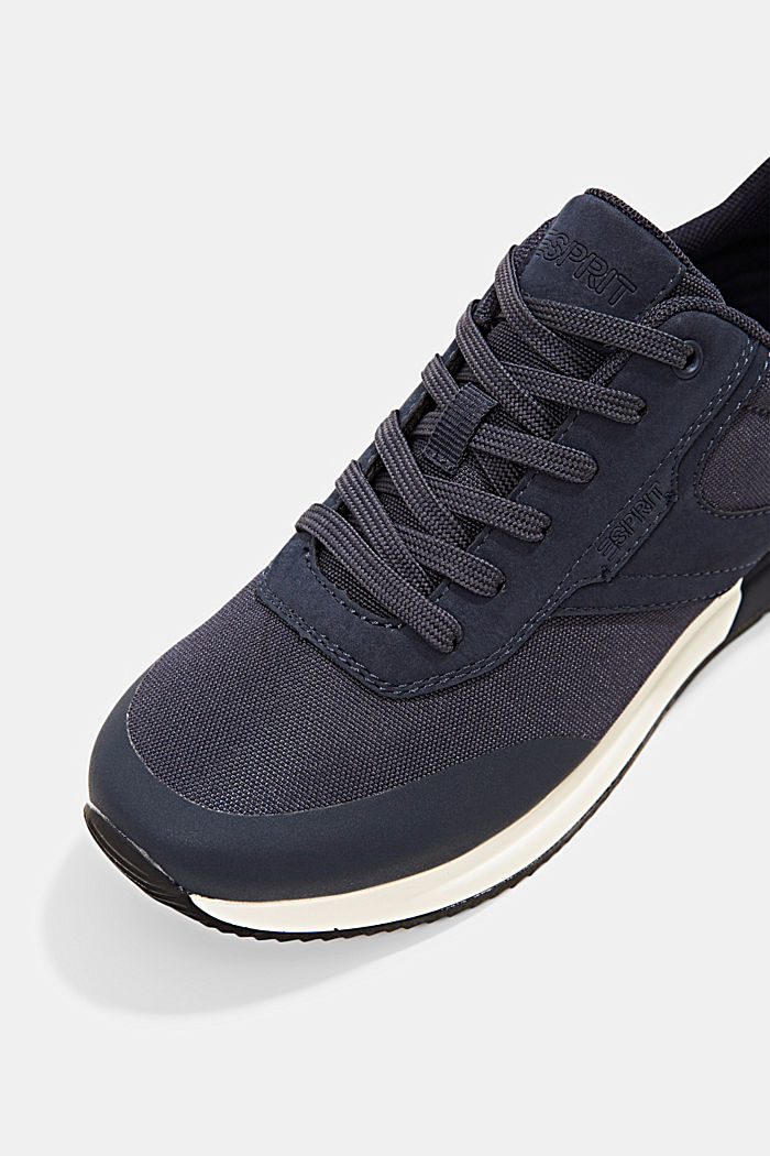 Sneakers mit Running-Silhouette, NAVY, detail image number 4