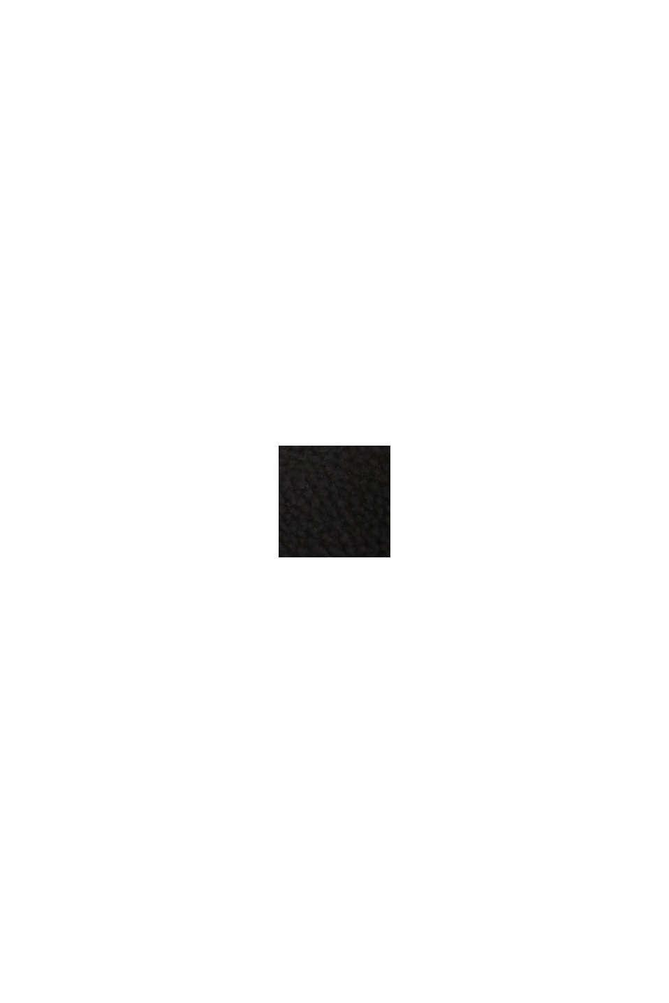 Stiefeletten in Lederoptik, BLACK, swatch