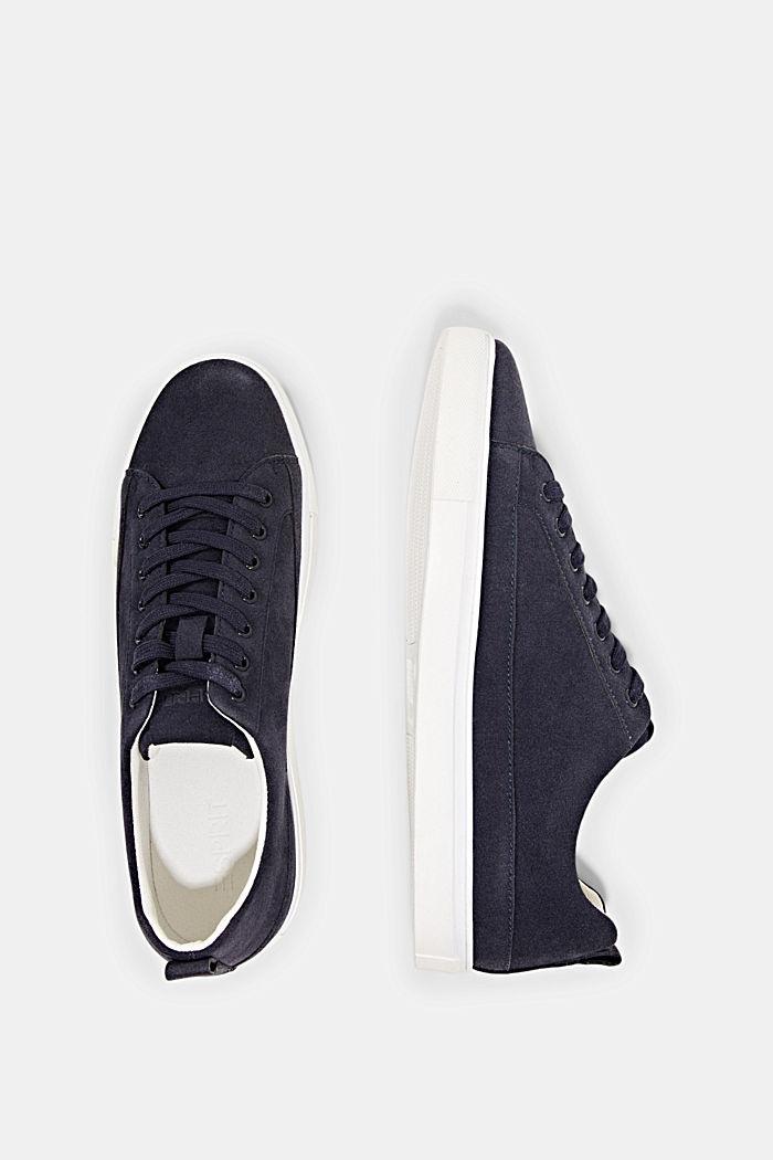 Sneakers en similidaim, NAVY, detail image number 1