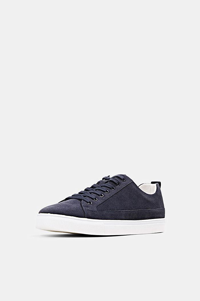 Sneakers en similidaim, NAVY, detail image number 2