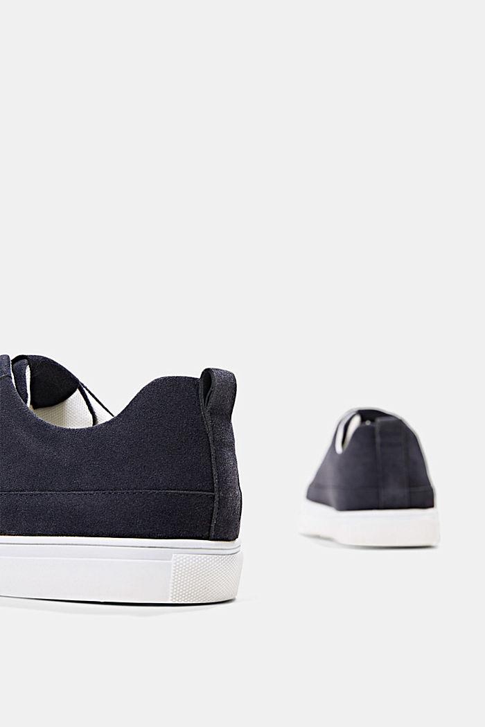 Sneakers en similidaim, NAVY, detail image number 5
