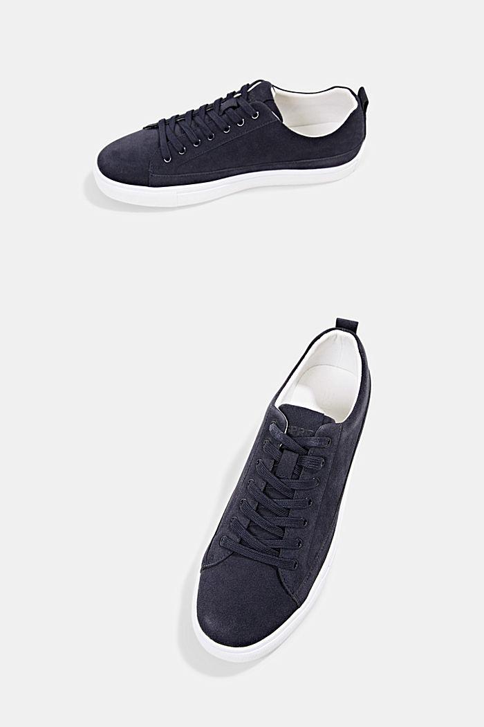 Sneakers en similidaim, NAVY, detail image number 6