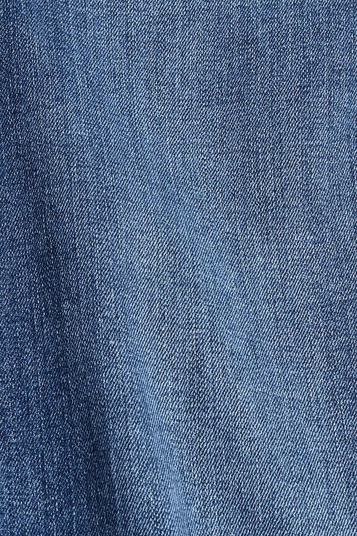 Denim, BLUE MEDIUM WASHED, detail image number 4