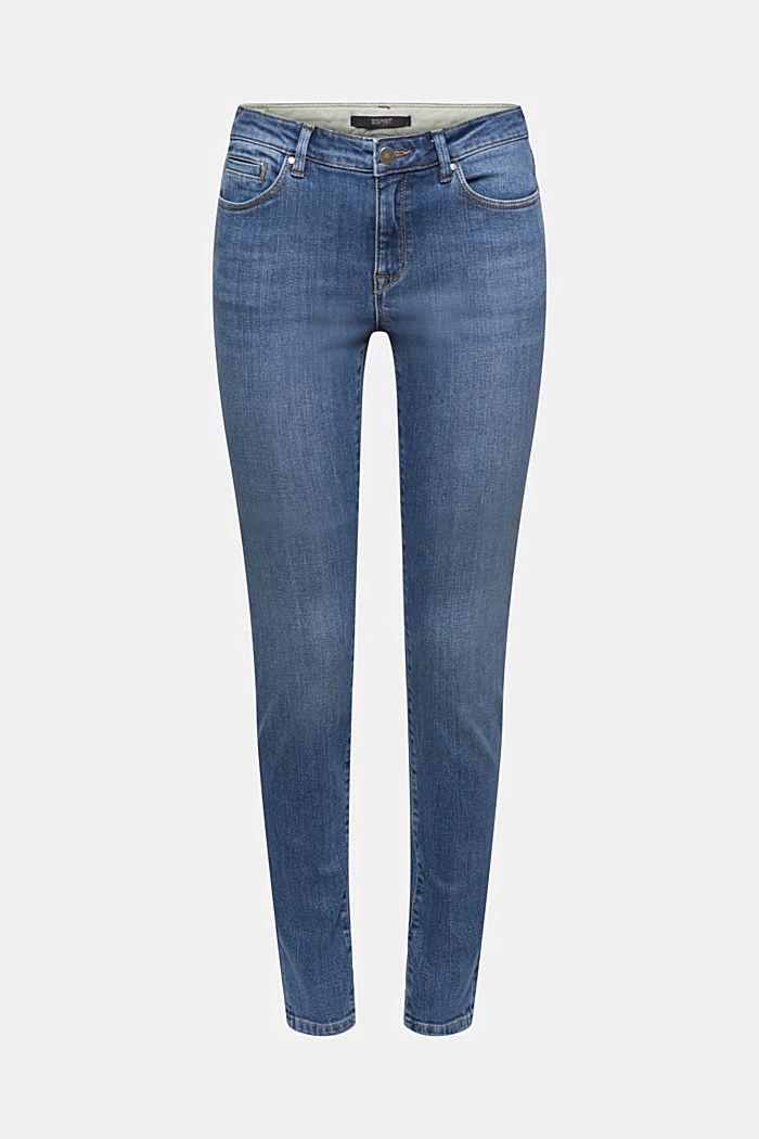 Jeans elasticizzati in cotone biologico