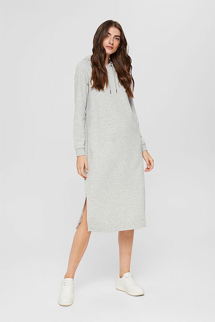 Dresses knitted, LIGHT GREY, detail image number 0