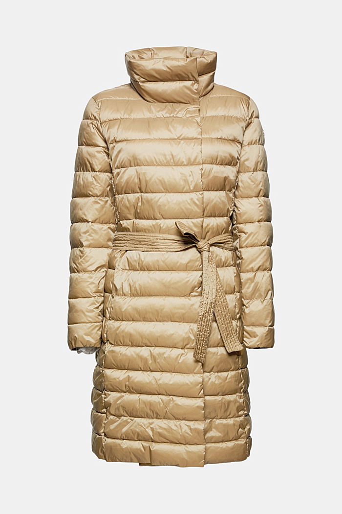 Recycled: 3M™ Thinsulate™ quilted coat