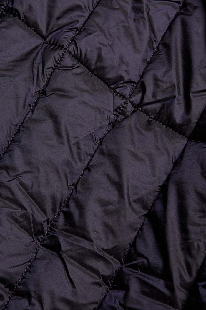 En matière recyclée: le manteau matelassé en 3M™ Thinsulate™, NAVY, detail image number 4
