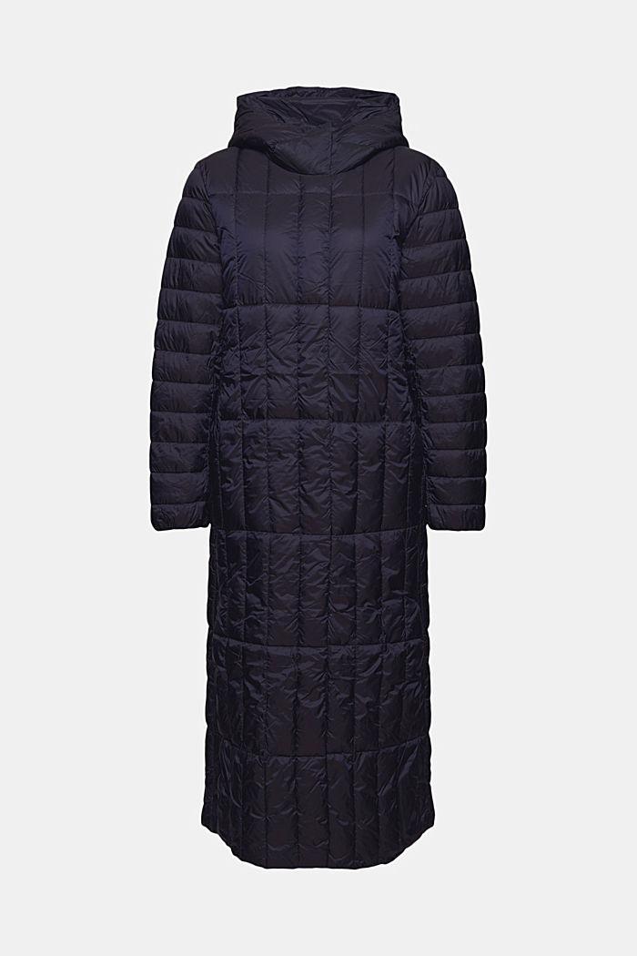 En matière recyclée: le manteau matelassé en 3M™ Thinsulate™, NAVY, detail image number 6