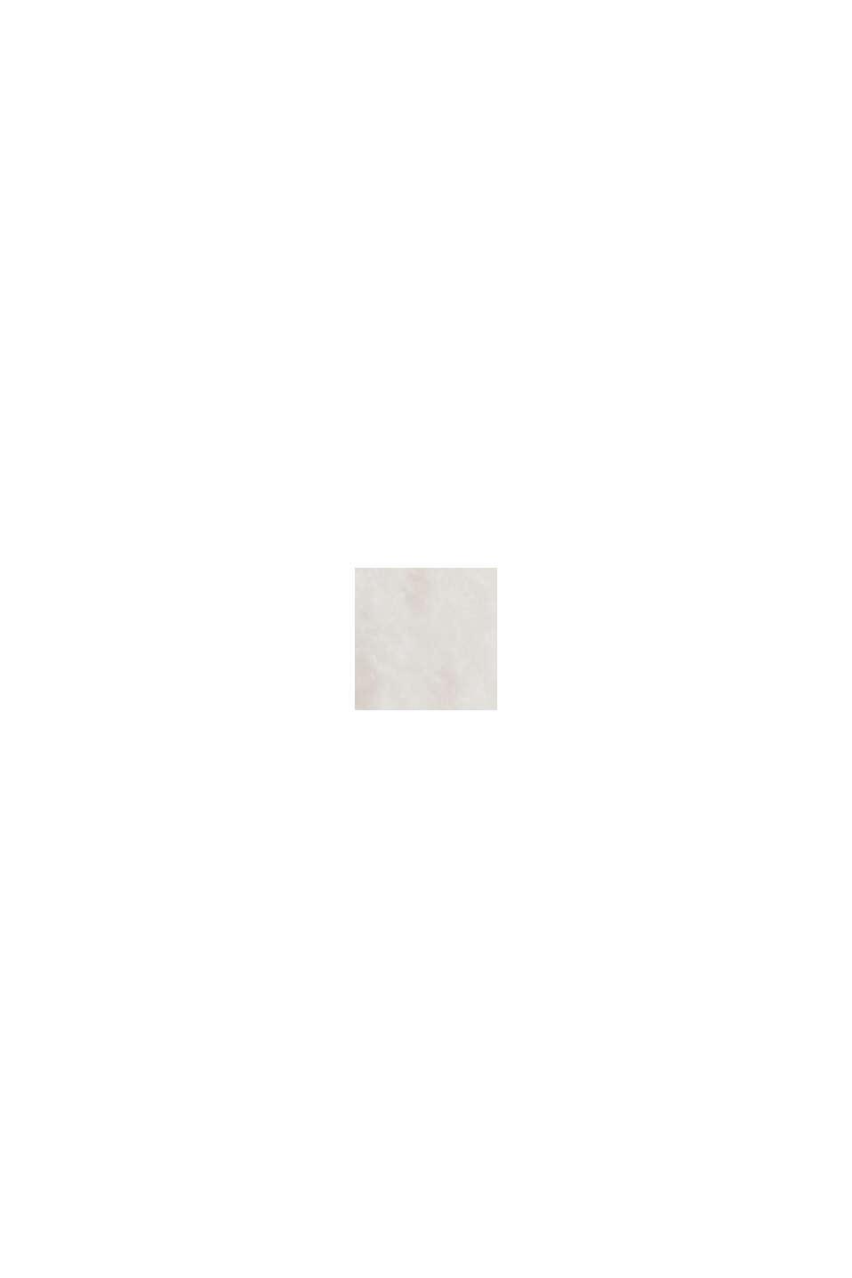 Mit Alpaka/Wolle: Pullover mit V-Ausschnitt, ICE, swatch