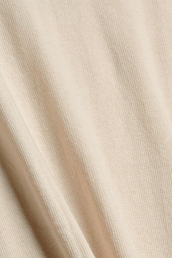Pull-over oversize à teneur en cachemire et en laine, ICE, detail image number 4