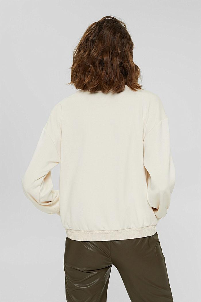 Sweatshirt met ballonmouwen, ICE, detail image number 3